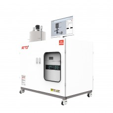 ATTO3-SS Stainless Steel High Vacuum Magnetron Sputtering Coating Machine