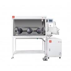 α-1500U Separated Inert Vacuum Controlled Atmospheres Glovebox