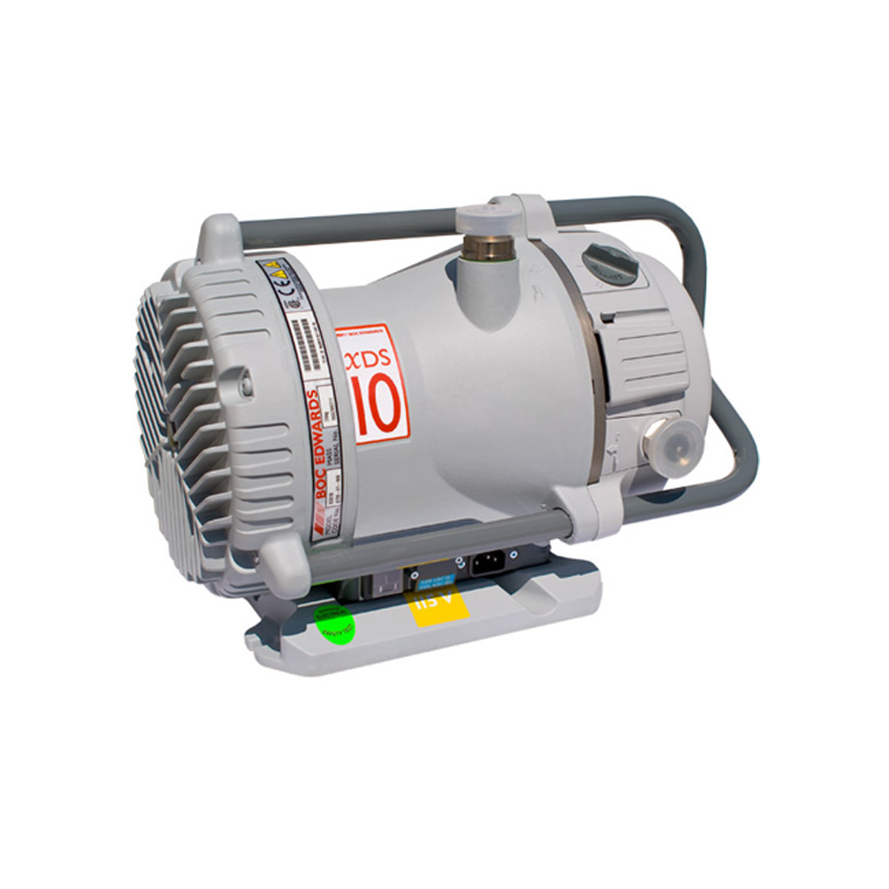 BOC Edwards XDS10 XDS-10 Oil-Free Dry Scroll Vacuum Pump