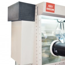 α-1200U Inert Vacuum Controlled Atmospheres Laboratory Glovebox With -36℃ (-32.8℉) Freezers