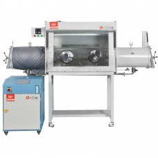 α-1200U Inert Vacuum Controlled Atmospheres Laboratory Glovebox With  Main Antechamber 600℃ Oven