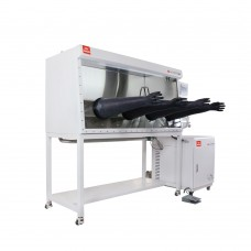 α-1800U Separated  Inert Vacuum Controlled Atmospheres Glovebox